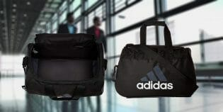 Adidas Diablo Duffel Bag Review