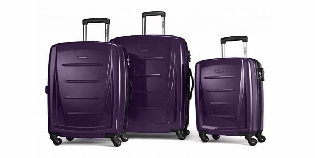 Samsonite Winfield 2 Hardside Luggage Review [20″,24″,28″]