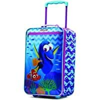 American Tourister Kids' Disney Softside Upright Luggage Image